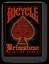 by Gambler /'s Warehouse poker juego de naipes Bicycle Brimstone Deck red
