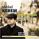 Mihkel Kerem - : Violin Sonatas (2012)