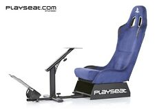 PLAYSEAT ® EVOLUTION PLAYSTATION 8717496872203 Real Asiento de Coche para pedales de Rueda &