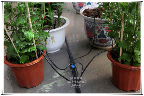 Drip Irrigation watering 3//5mm hose pipe house garden physical test Equipment