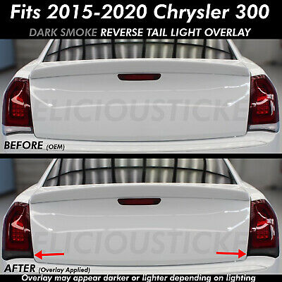 CHRYSLER 300C TOURING 05-10 20/% FULL PRE CUT CAR WINDOW TINT KIT AUTO FILM