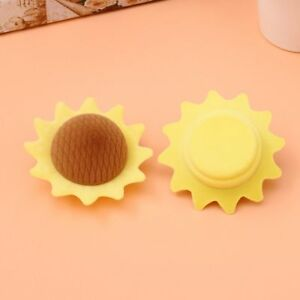 Jewelry-Display-Cute-Sunflower-Shaped-Engagement-Ring-Earring-Boxes-AU