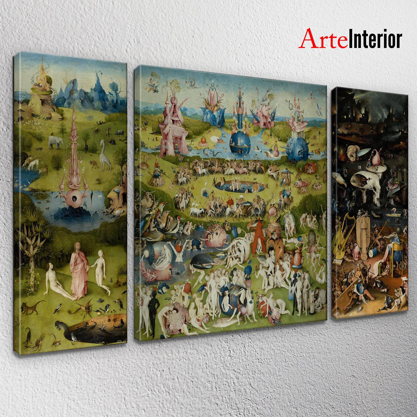 Il Giardino delle Delizie - Hieronymus Bosch (The Garden Garden Garden of Earthly Deligh) 74e70d