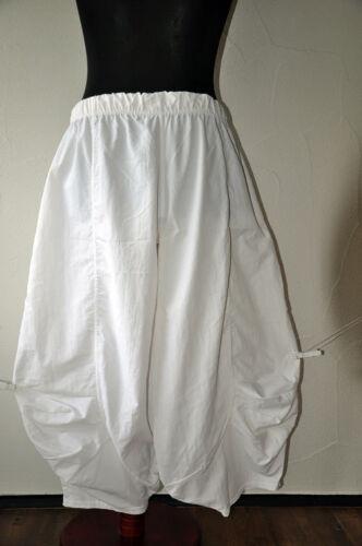 Bollerhose Bianco Strati Raffinato Berretto A Pieghe Look Invernale U1qYwn0