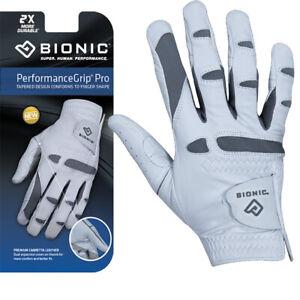 Bionic-Golf-Glove-PerformanceGrip-Mens-Right-Hand-Premium-Leather-MEDIUM