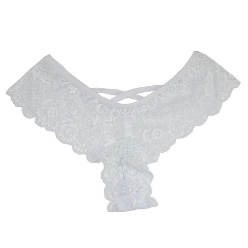 s l1600 - Mujeres sexy encaje cintura  bragas ropa interior G-String lencería tanga  G2