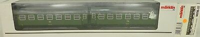 Vendita Economica Märklin 00795-07 B3yge 761 Vagone Coppia Db 1./2. Kl Ep H0 1:87 Nuovo Μ Tempi Puntuali