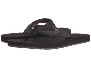 62cb456c85e1 Men Cobian Beacon Flip Flop Sandal BEA16-001 Black 100% Authentic ...