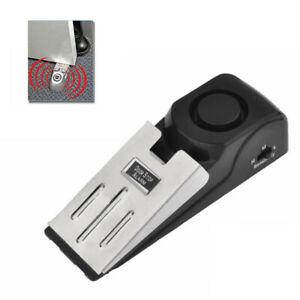 Wireless Portable Home Anti Theft Door Stop Alarm 120 dB Battery Security Alert