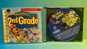 Reader Rabbit Phonics I Can Read + 1st Grade - PC Game Lot Bundle 2 Games