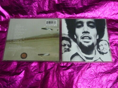 1 of 1 - BEN HARPER : THE WILL TO LIVE : (CD, 12 TRACKS, 1997)