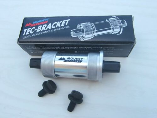 Mounty tec-bracket Square Bottom Bracket BSA 107 110,5 113 115 118 122,5 127,5