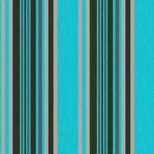 Item 1 Marrakech By Debona Marrakesh Blue Black Stripe Wallpaper 2326