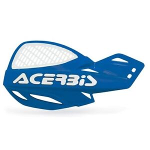 ACERBIS-MX-UNIKO-ventile-Protege-main-bleu-blanc-yz-yzf-MOTOCROSS-UNIVERSEL