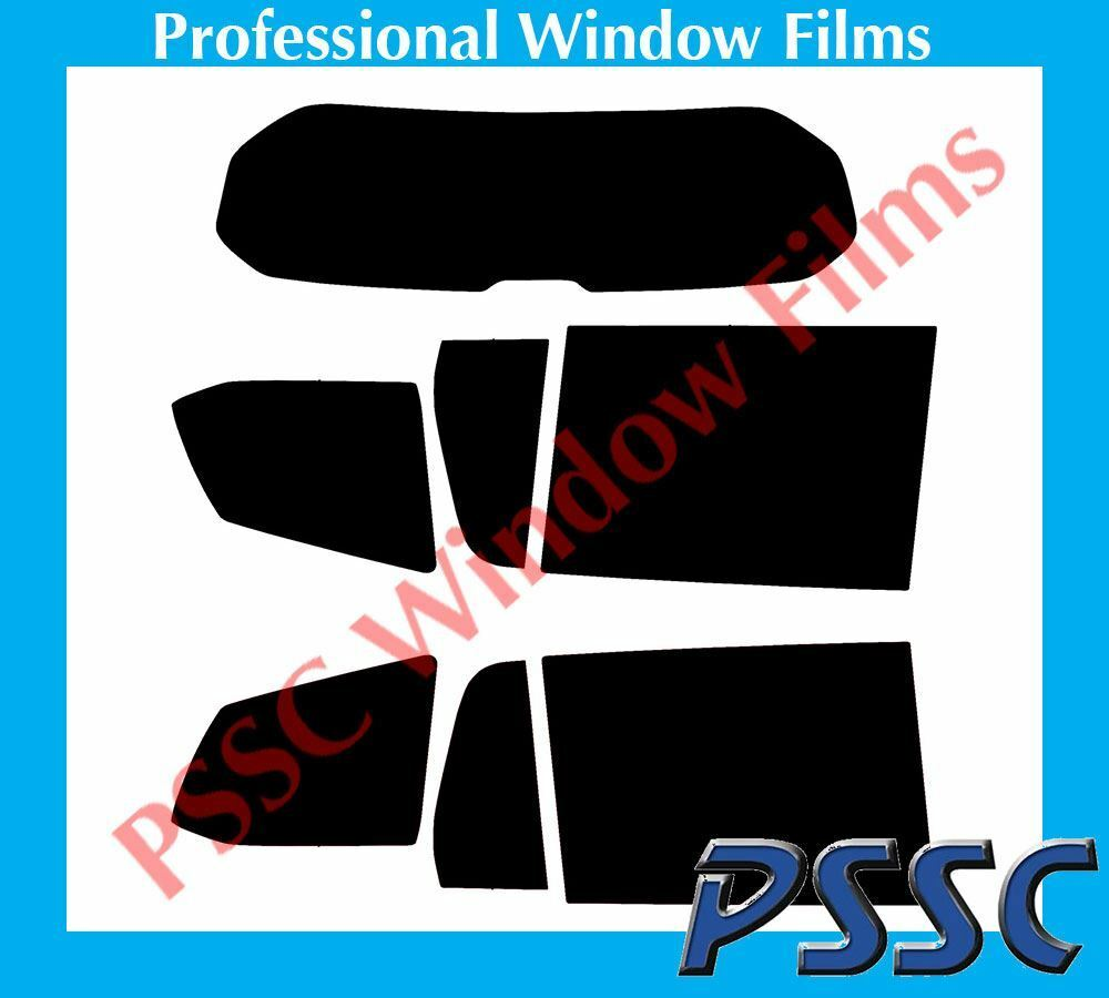 PSSC Pre Cut Rear Car Window Tint Films for Citroen C4 Picasso Grand 2014-2016