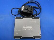 Blackmagic Design Heavy Duty Mini Converter Sdi To Hdmi For Sale Online Ebay