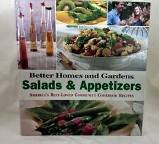 Better Homes and Gardens Community Recipes : Salads and Appetizers by Better...