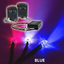 10 BLUE Under body car LED Light Kit + Wireless Remote