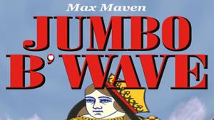 Black Queen from Murphy/'s Magic Max Maven/'s Jumbo B/'Wave