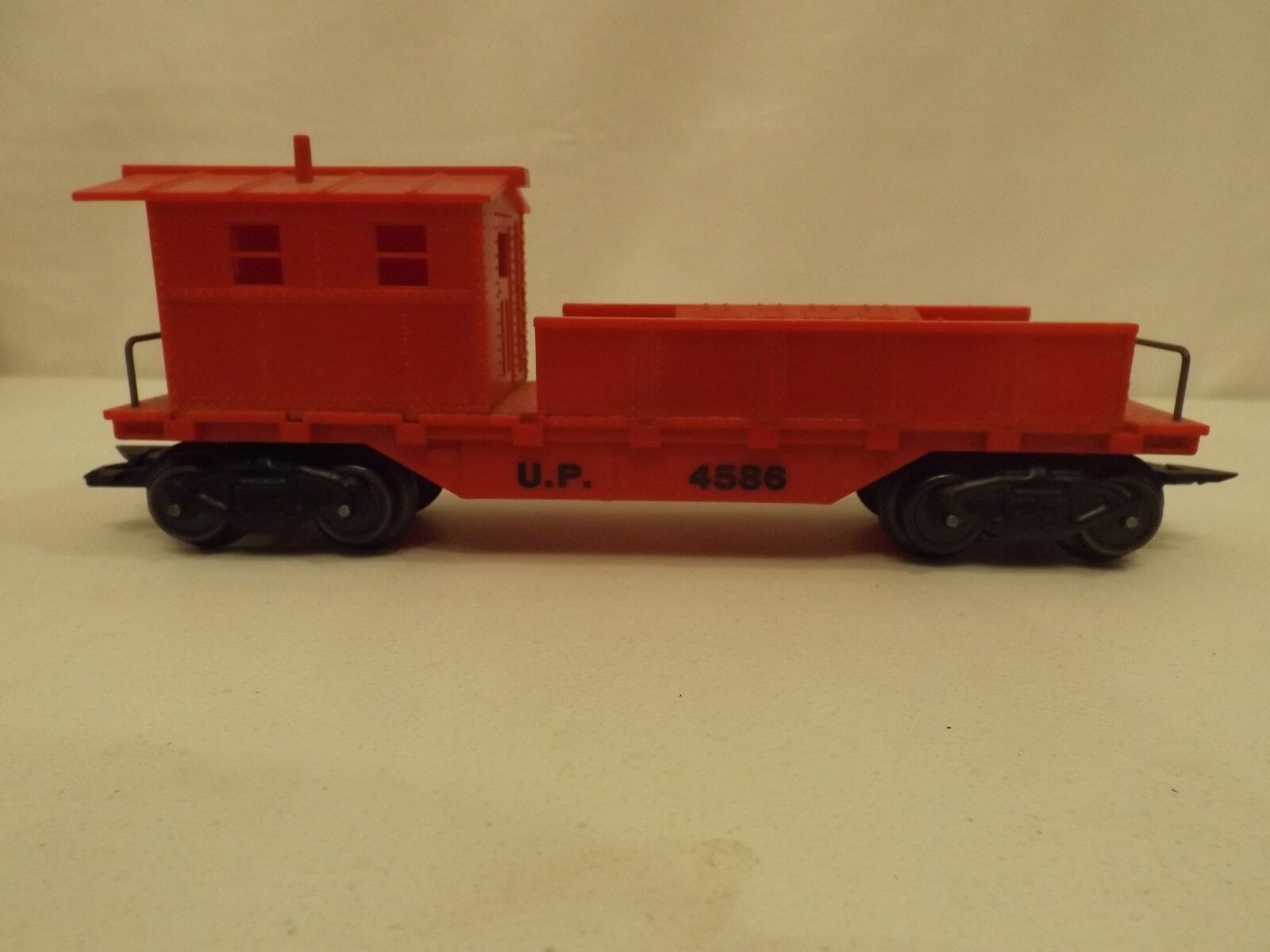 O Marx Union Pacific work caboose