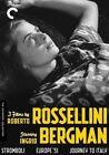 3 Films by Roberto Rossellini Starrin 0715515108119 DVD Region 1