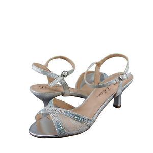 Women S Shoes Blossom Berk 155 Embellished Low Heel Dress