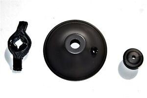 Hunter Ceiling Fan Light Kit Parts New Bronze End Cap Finial Shade Retainer Ebay