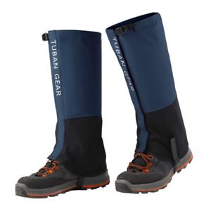 1Pair-Outdoor-Hiking-Skiing-Waterproof-Snow-Legging-Gaiters-Protective-Leg-Cover