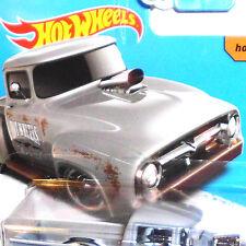 Hot Wheels 2017, Motorhutze Custom 1956 `56 Ford Pick Up Truck Street Car (H215
