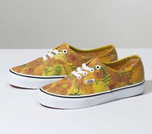 30c9aa8f5979df ... Vans-Vault-Authentic-Vincent-Van-Gogh-Tournesol-UK-