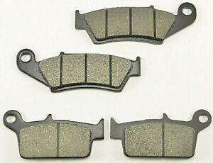 Rear Brake Pads for Honda CR500R 1993 1994 1995 1996 1997 1998