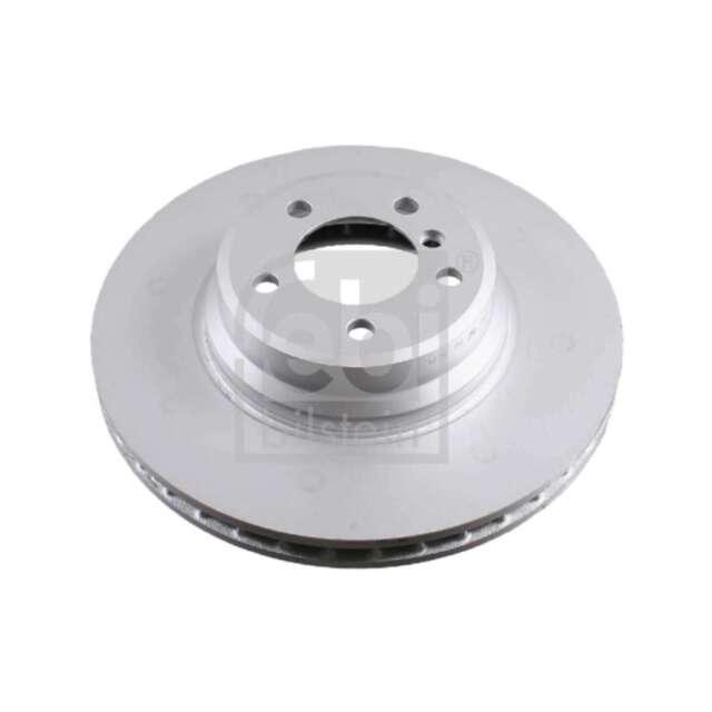 Genuine OE Quality Febi Rear Vented Brake Disc /& Pad Kit
