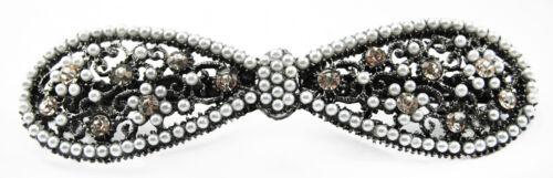 blume-headwear New-Vintage Hair Clip Serie-Metall Antique