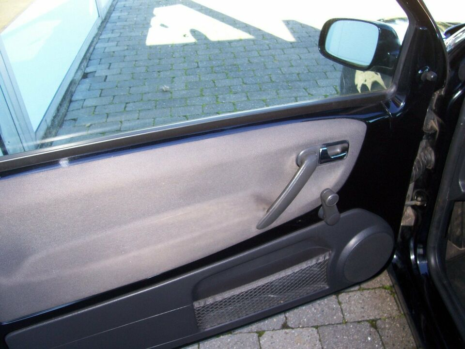 VW Lupo 1,2 TDi 3L Diesel aut. modelår 2001 km 375000 Sort