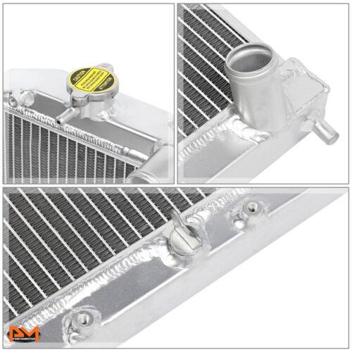 Lightweight Full Aluminum 32MM Radiator for 92-00 Honda Civic//Del Sol Mt Manual