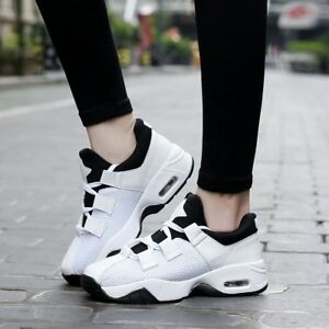 6854fe2b7ef0 Image is loading Fashion-Men-and-Women-Running-Shoes-Sports-Basketball-