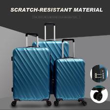 a6461e094bf7 Windtook Hardshell Luggage Spinner Suitcase 24