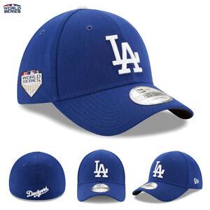 82aad99e112f9a Los Angeles Dodgers New Era 39THIRTY Flex Hat 2018 World Series ...