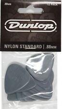 Jim Dunlop Nylon Standard Guitar Picks 12 Pack - .88mm