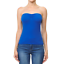 Womans-BASIC-Layering-Stretch-PLAIN-Strapless-TUBE-TOP-Seamless-Sleeveless-Tee 縮圖 17