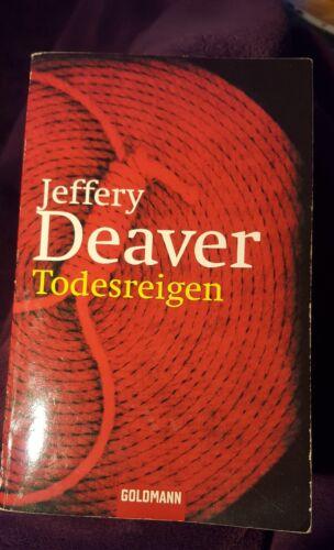 1 von 1 - Todesreigen von Jeffery Deaver