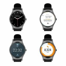Wear24 Quanta Smartwatch by Verizon 42mm WiFi + Bluetooth Android Wear 2.0