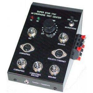 Radio-CB-workmn-T747-Microphone-Testeur-handiest-tool-in-th-Shop-Echo-ecouteur