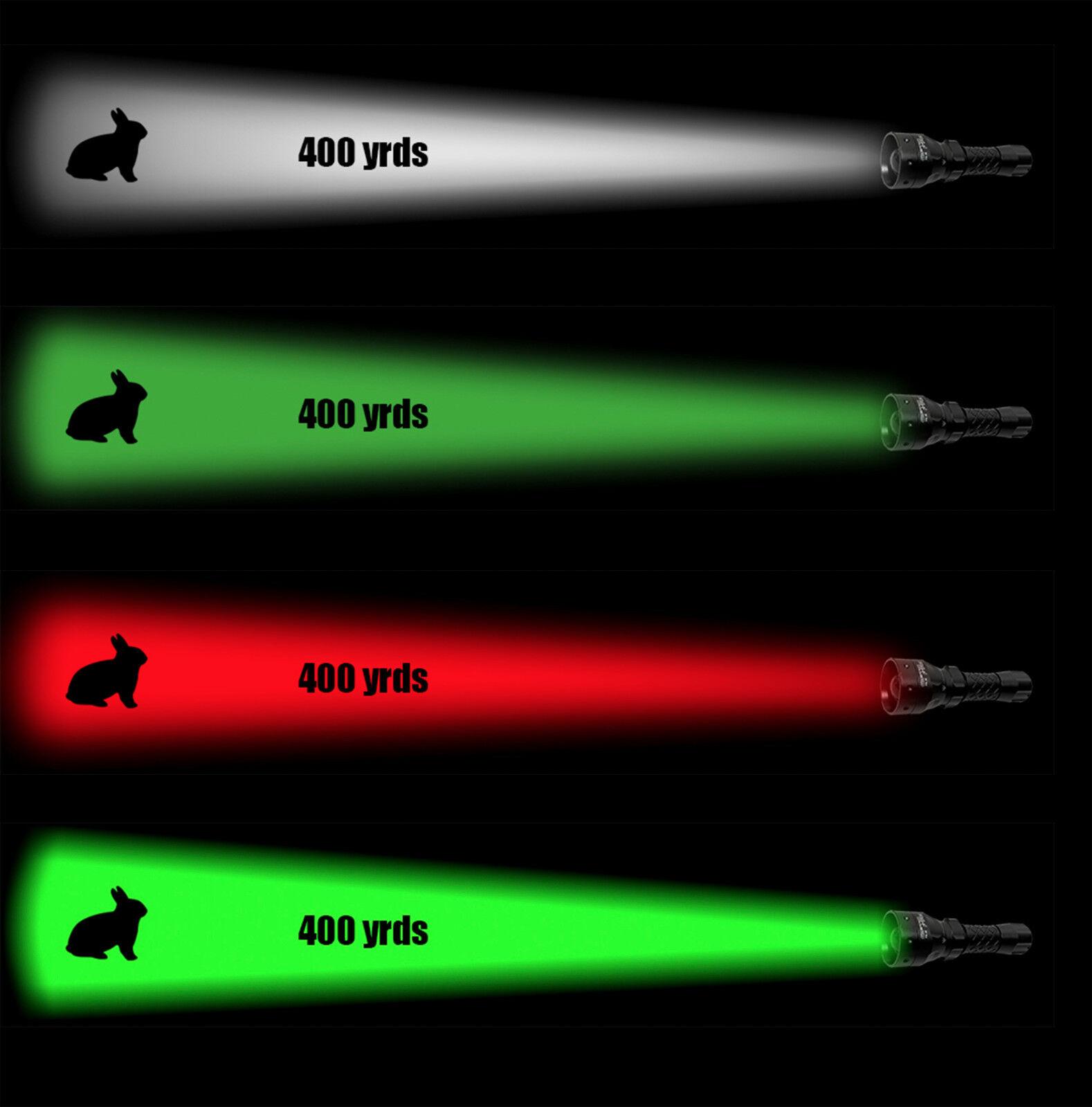 Opticfire® TX-67 T67 torch mini InfraROT scope lamp night vision torch T67 IR add-on kit df4b61