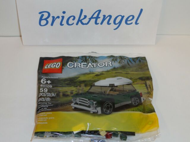 25 Lego Creator Mini Cooper Polybag 40109 Nisb For Sale Online Ebay