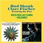 Bud Shank - Bossa Nova Jazz Samba/Brasamba (2013)