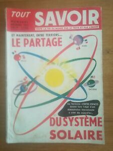 TOUT-SAVOIR-toute-la-vie-du-monde-par-le-texte-et-l-039-image-decembre-1957-N-55