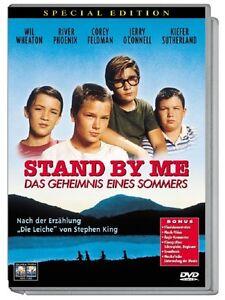DVD * Stand By Me - Das Geheimnis eines Sommers - Special Edition * NEU OVP