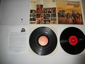 Willie-Nelson-amp-Family-Honeysuckle-Rose-039-80-1st-EXC-ULTRASONIC-Clean