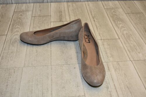 Fs Taupe 10 Size Gumdrop On ny Slip Women's 8Wq08fwr